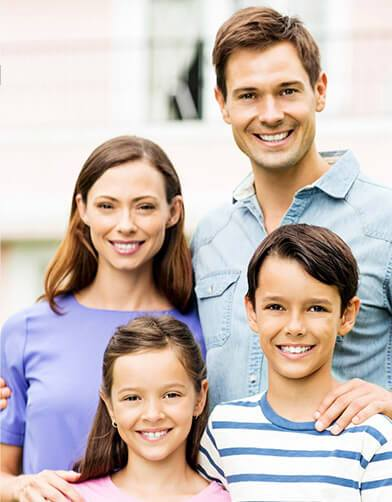 Comprehensive dental care for families of all ages