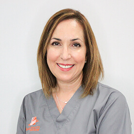 GISELA, DENTAL HYGIENIST